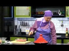 مطبخ سيدة بن مريم | كريات اللحم المفروم بصلصة الطماطم - YouTube