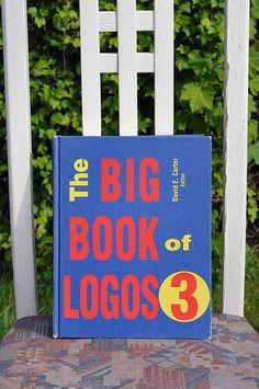 The Big Book of Logos 3 - Ed. David E. Carter Cinema, David, Reading, Logos, Big, Design, Movies, Logo, Films