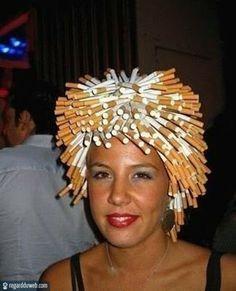 Une coiffure qui fera un tabac!!! Sans aucun doute...