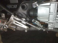 First ever- Rearsets