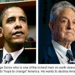Apparently, George Soros and his Center are upset that the American people placed a roadblock in their plans when we rose up and painted the nation red. The Center now is providing a blueprint of ways Barack Obama can do an end run around the people's will by resorting to methods that will strike many of us as being improper-to say the least. Relying on executive orders, interpretation of regulations, rule -making and the like they are collectively........... being assumed by President…