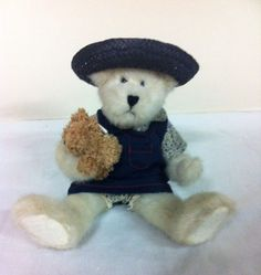 Boyds Bear Cousin Matilda with Ted 90507 with Original Tag T J 's Best Dressed   eBay