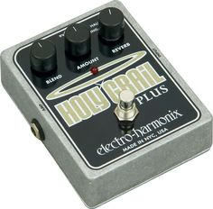 Electro-Harmonix XO Holy Grail Plus Variable Reverb Guitar Effects Pedal  $146.70