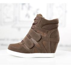 basket femme montante marron compensees scratch high top sneakers fashion mode 2012 2013 ref20.jpg