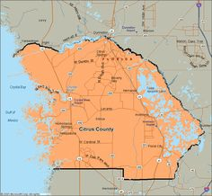 Image detail for -Citrus County, Florida