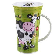 Funny Farm - Cow - Dunoon Mugs