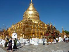Pagoda in Bagan Myanmar