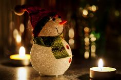 The Snowman by pezanson