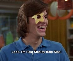 men 432 images about tv on We Heart It Tv Quotes, Movie Quotes, That 70s Show Memes, Michael Kelso, Eric Forman, Thats 70 Show, The Rocky Horror Picture Show, Mood Pics, Best Shows Ever