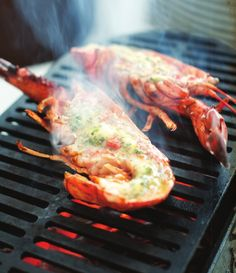 See related links to what you are looking for. Lobster Recipes, Seafood Recipes, Dutch Recipes, Cooking Recipes, Green Egg Bbq, Vegan Dinner Party, Low Carb Brasil, Side Dishes For Bbq, Burritos