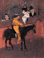 Pablo Picasso. Picador, 1889