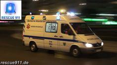 [Portugal] Ambulância Bombeiros Voluntários Lisbonenses