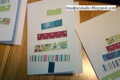 Xmas card for kids to make