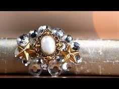 diy vintage brooch