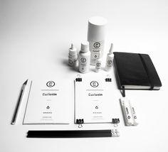 Packaging medicinal. Tres medicinas para tres dolencias