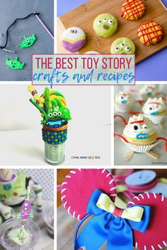 The best toy story crafts for recipes for a party
