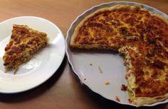 Matt Preston's Australische quiche - Zusjes koken over Preston, Frittata, French Toast, Low Carb, Breakfast, Recipes, Master Chef, Quiches, Chefs