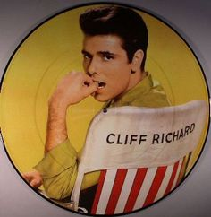 Sir Cliff in balearic mood.