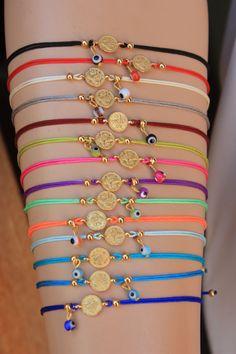 Venta por mayor lote de pulseras ajustables por monroejewelry