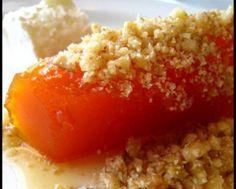 Dulce de Calabaza Te enseñamos a cocinar recetas fáciles cómo la receta de Dulce de Calabaza y muchas otras recetas de cocina..