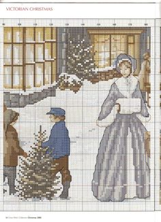 Gallery.ru / Фото #57 - Cross Stitch Collection 124 рождество 2005 - tymannost