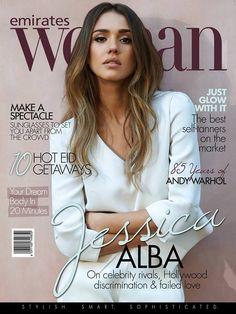 Emirates Woman Magazine [United Arab Emirates] (August 2013)