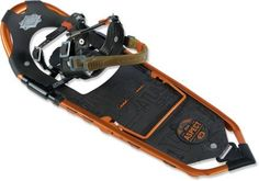 Snow shoes for mountaineering - rated by Backpacker - Atlas Aspect 24 Snowshoes - $279