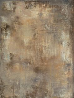 The image has a raised, canvas surface texture. The high quality printed canvas Soozy Barker - Gold Stone is stretched across a wooden frame that has a thickness of cm. Faux Walls, Textured Walls, Textured Background, Faux Painting Walls, Texture Painting, Art Mural, Wall Murals, Tapete Gold, Wall Finishes