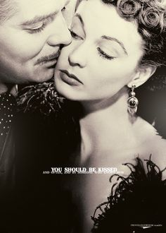 gone with the wind clark gable, vivien leigh Go To Movies, Old Movies, Great Movies, Vivien Leigh, Vintage Hollywood, Classic Hollywood, I Movie, Movie Stars, Tomorrow Is Another Day
