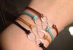 @Cara Hollingsworth I think we should get some infinity bracelets to symbolize our love.