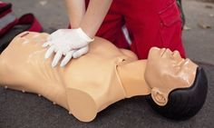 From the merchant: get certified in CPR, AED, and BLS for healthcare providers and in first-aid emergencies in as little as four hours