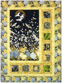 """Favorite quilt fabric/design """"Sidelights""""- Robert Kaufmann; from Mountainpeek Creations"""