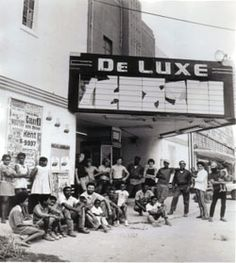 Fifth Ward's historic DeLuxe Theater