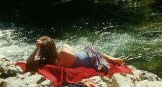 Film Friday: L'avenir; Lakeside #Onepiece #swimsuit #summervibes