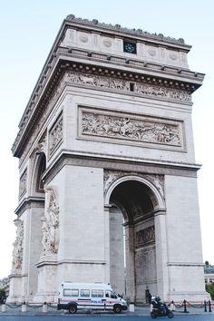 #arc_de_triomphe #paris #love