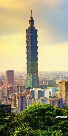 TAIPEI Shin Kong Life Tower   by eTips #TravelApps
