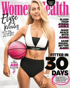 Picture of women's health magazine subscription The Way You Are, You Are Perfect, Health Facts, Health Tips, Women's Health, You Fitness, Health Fitness, Elyse Knowles, How To Move Forward