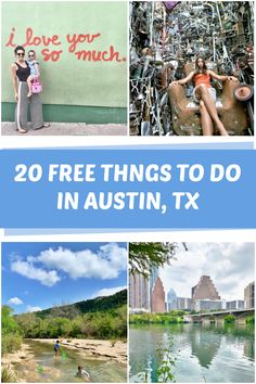 20 Free Things to do in Austin, TX - C.R.A.F.T. Free Things To Do, Activities To Do, Austin Tx, Love You So Much, Stuff To Do, Around The Worlds, City, Trips, Fun