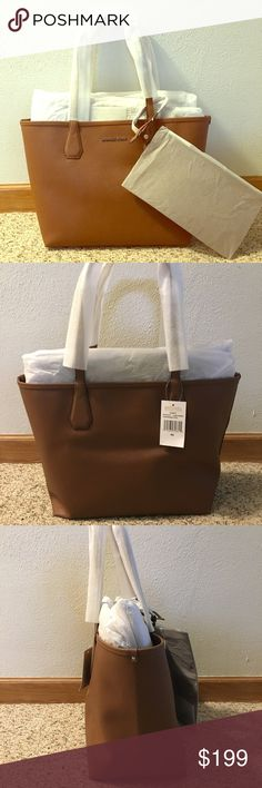 53e5245ae713 Michael Kors Tote Handbag NWT Michael Kors new with tags, reversible tote  handbag. Luggage