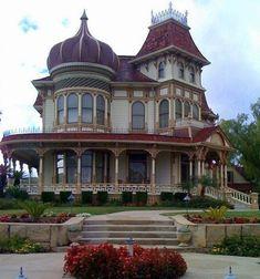 Amazing house #victorianarchitecture
