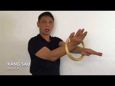 Wing Chun Chi Sau Ring Training Techniques - YouTube