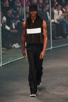 Givenchy Men Fall/Winter 2014   Paris Fashion Week