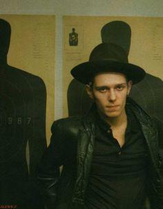 Paul Simonon from the Clash