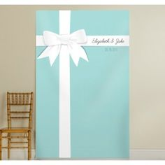 Something Blue Photo Booth Backdrop will add fun to your wedding or bridal shower. Something Blue Photo Backdrop may be personalized.