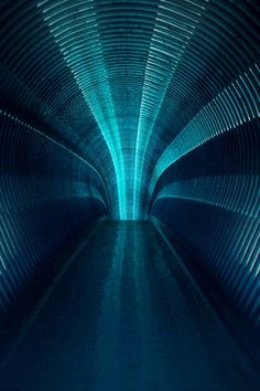 Blue Tunnel