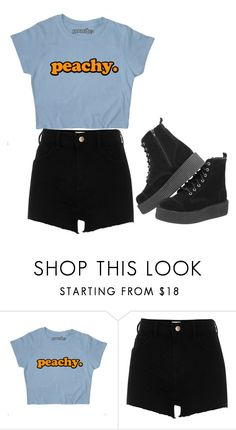 """Untitled #444"" by coolincr ❤ liked on Polyvore featuring River Island"