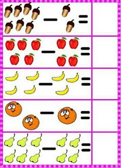 Candy Kindergarten Special Education Early Childhood Cut and Paste Fine Motor Kindergarten Math Worksheets, Preschool Printables, In Kindergarten, Math Activities, Preschool Activities, Kindergarten Special Education, Math Addition, 1st Grade Math, Math For Kids