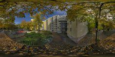 Herbst im Clarenberg (Panorama)