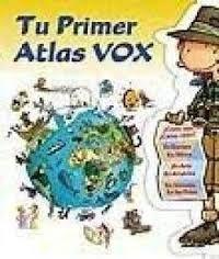 Resultado de imagen de tu primer atlas vox