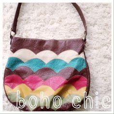 "Selling this ""Fabulous colorful boho bag"" in my Poshmark closet! My username is: dollface86. #shopmycloset #poshmark #fashion #shopping #style #forsale #Handbags"
